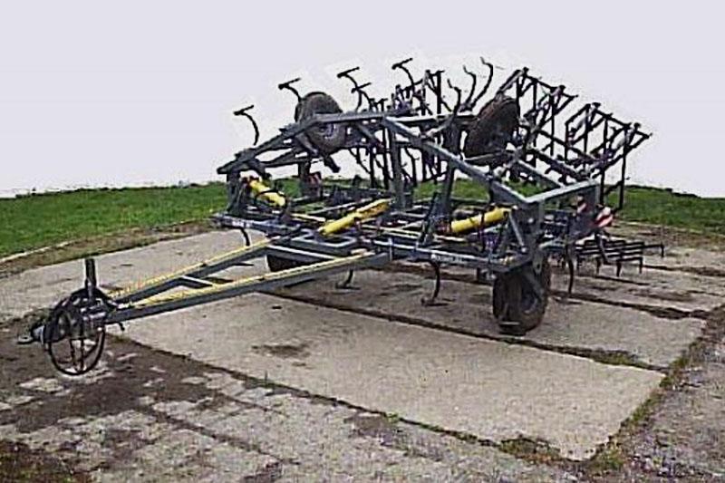 Культиватор КПК-8S для сплошной обработки
