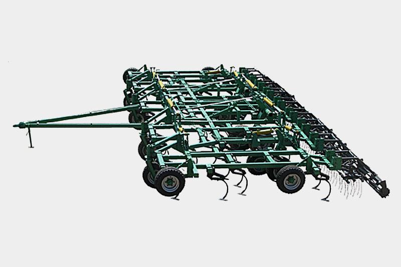 Культиватор стерневой прицепной КРГ-16,0 М для разноглубинной обработки 500л.с.