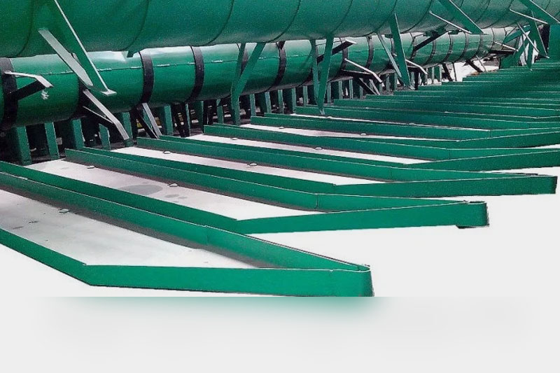 Лифтер для жаток шириной захвата от 8 до 8,9 метров