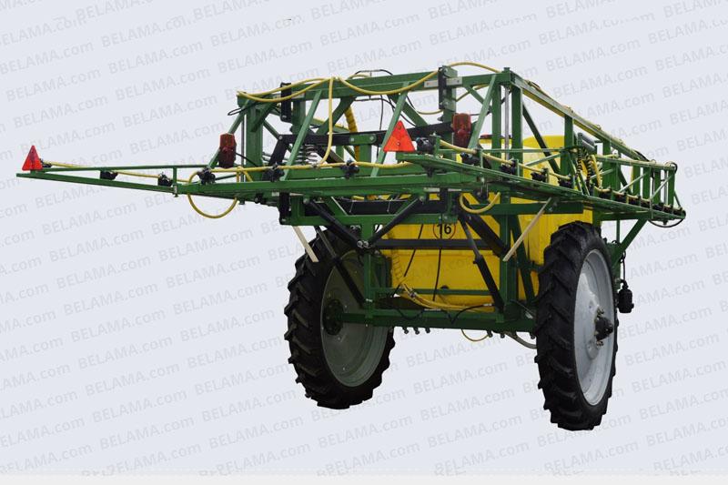 Belama Pro-324 (насос 230 л./ мин), емкость 3000 л, промывочная емкость 300 л., штанга 24 м.